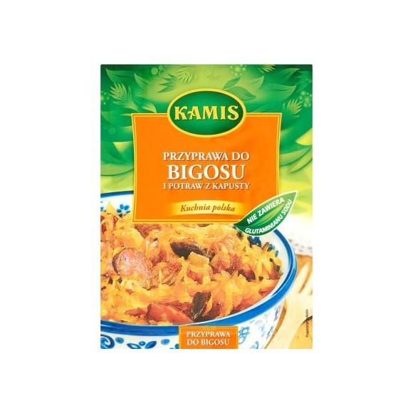 Kamis Spice to the Stew and Cabbage Dishes / Przyprawa do Bigosu i Potraw z Kapusty 20g/0.7oz