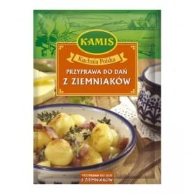 Kamis Seasoning for Dishes with Potatoes / Przyprawa do Dań z Ziemniaków 25g/0.88oz