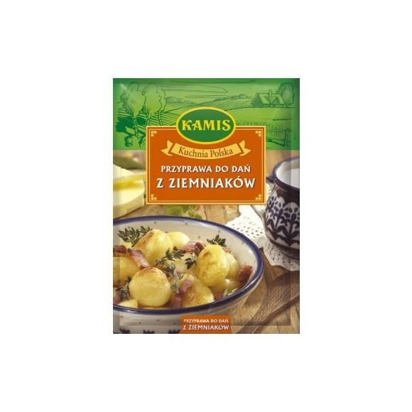 Kamis Seasoning for Dishes with Potatoes / Przyprawa do Dań z Ziemniaków 20g.