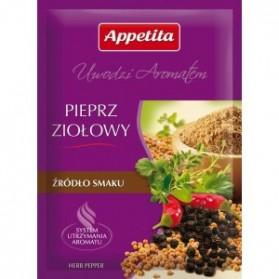 Appetita Herbal Pepper / Pieprz Ziołowy 20g.