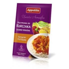 Appetita Spice for Sweet and Sour Chicken / Przyprawa do Kurczaka Słodko-Kwaśna 20g