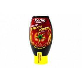 Kotlin Extra Hot Ketchup 450g/15.9oz