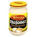 Winiary Mayonnaise / Majonez Dekoracyjny 500ml./17.64oz.