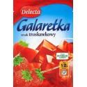 Delecta Galaretka Strawberry Soft Jelly / Smak Truskawkowy 75g./2,65oz.