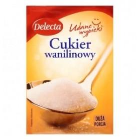 Delecta Vanilla Sugar / Cukier Waniliowy 30g./1.06oz.