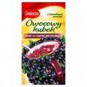 Delecta Blackcurrant Jelly Fruit Cup / Kisiel Czarna Porzeczka z Kawałkami Owoców  30g./1.06oz.