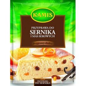 Kamis Seasoning for Cheesecake / Przyprawa do Sernika i Mas Serowych 20g/0.71oz.