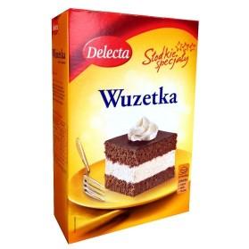 Delecta Wuzetka 500g/17.64oz.