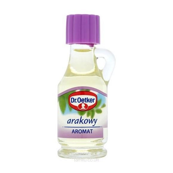 Dr.Oetker Aroma Arakowy / Aromat Arakowy 9ml