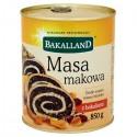 Bakalland Poppy Mass / Masa Makowa 850g./30oz.