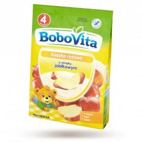 Bobovita Rice Gruel with Apple Flavor/Kaszka Ryżowa o smaku Jabłkowym 180g/6.35oz.