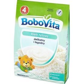 Bobovita Rice Gruel / Kleik Ryżowy 170g/6oz.