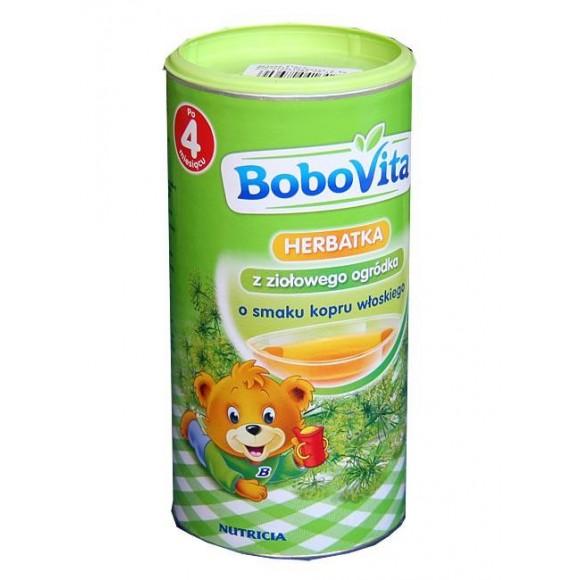Bobovita Fennel Tea for Babies/Herbatka o smaku Kopru Włoskiego 200g/7.1oz