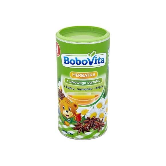 Bobovita Fennel, Chamomile and Anise Tea for Babies/Herbatka z Kopru, Rumianku i Anyżu 200g/7.1oz