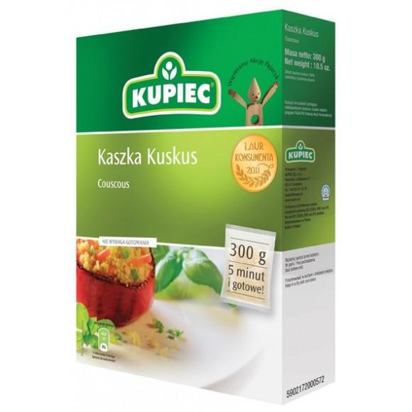 Kupiec Coucous / Kasza Couscous 300g./10.5oz.