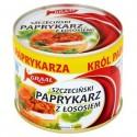 Graal Paprikash with Salmon/Szczeciński Paprykarz z Łososiem 330g/11.64oz
