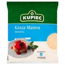 Kupiec Semulina/Kasza Manna błyskawiczna 400g/14oz.