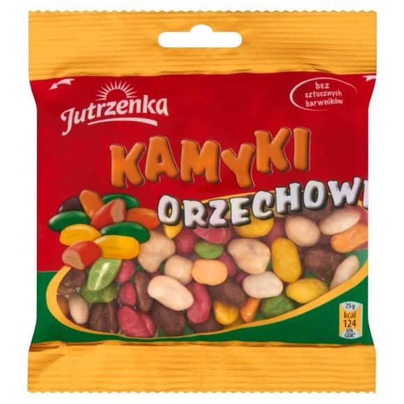 Jutrzenka Peanut Dragees/Kamyki Orzechowe 100g./3.5oz
