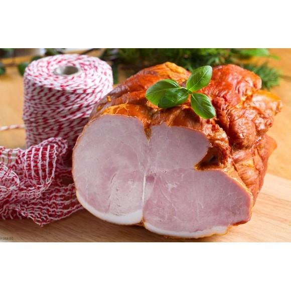 Traditional Smoked Polish Ham 9 lbs