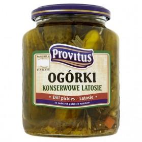 """Provitus """"Latosie"""" cucumber 640g"""