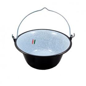 Hungarian Cooking Pot Bogrács 16 liters