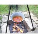 Bogrács: Hungarian cooking pot Bogrács: Hungarian cooking pot
