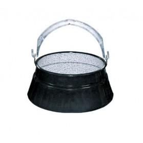 Hungarian Cooking Pot (Halfőző bogrács) 8 liters