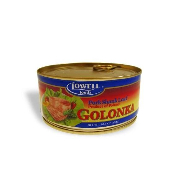 Lowell Foods Golonka Pork Shank Loaf, 10.5-Oz
