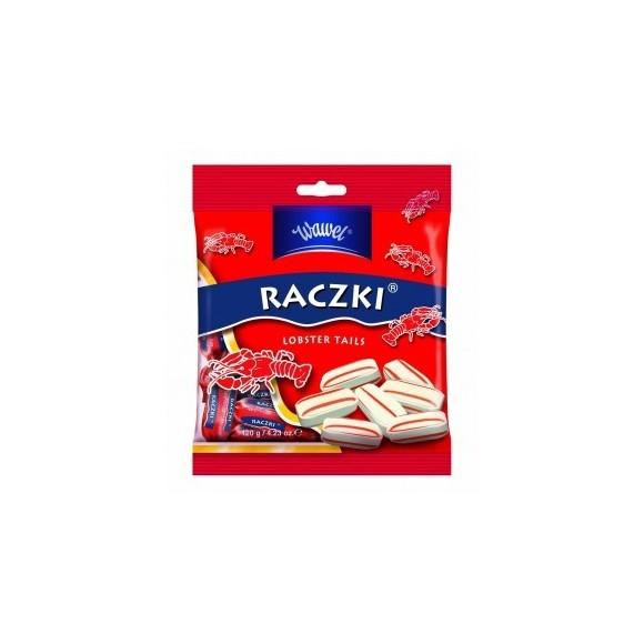 Wawel, Raczki, Polish Caramel Candies 120g, 4.65oz