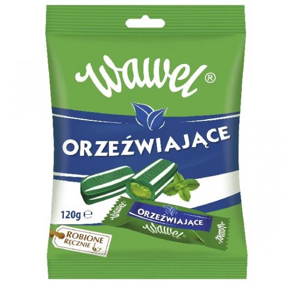 WAWEL Mint Filled Candies 120g/4.6oz