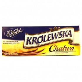 E. Wedel Halva Krolewska, Vanilla,8.82 oz 250g