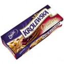 Wedel Halva Krolewska, Vanilla,peanuts, raisins, cocoa 8.82oz/250g