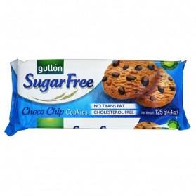 GULLON Sugar Free Chocolate Chip Cookies 125g/4.4oz