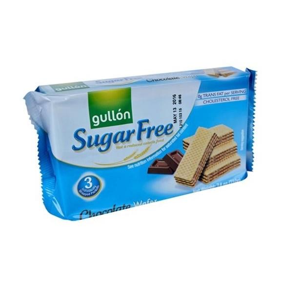 Gullon Sugar Free Cocolate Wafer  210g/7.4oz