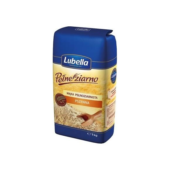 LUBELLA, Wholemeal Wheat Flour 1kg