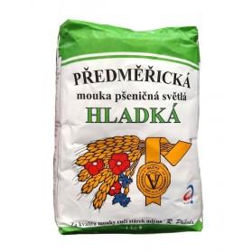Predmericka Mouka psenicna svetla Hladka / Wheat Flour 1 kg