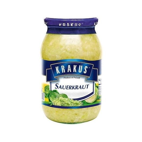 Krakus Sauerkraut - Kapusta Kwaszona 1474g/3lb