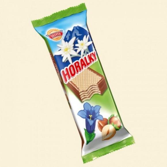 Horalky hazelnut wafer 1.76oz( 50g ),(B)