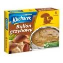 Kucharek Mushroom Bouillon 6 cubs 60g2.17oz