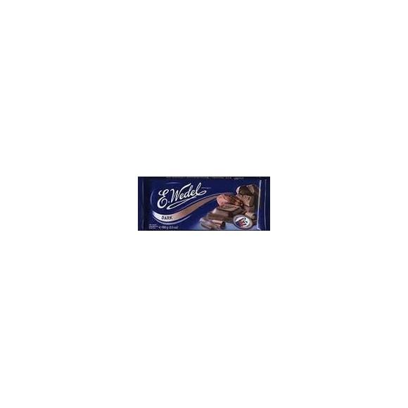 Wedel dark chocolate 100g(B)