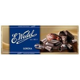 Wedel dark chocolate 220g (B)