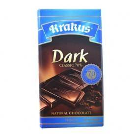 Krakus dark chocolate 70%cacoa 100g(B)