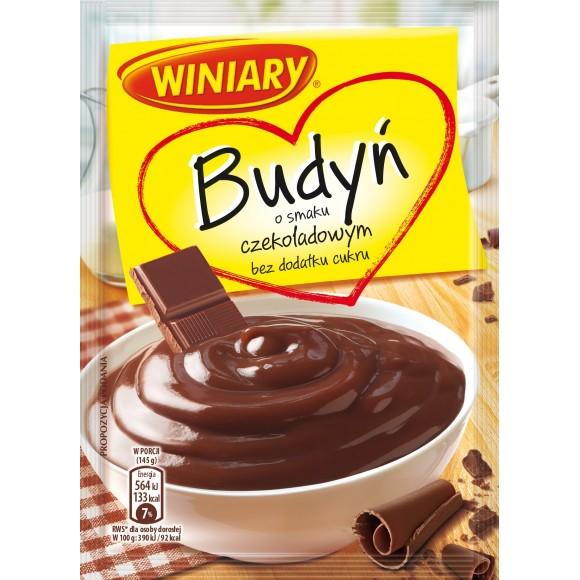 winiary chocolate pudding63g(B)
