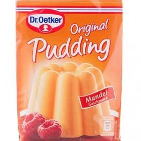 Dr.Oetker mandel almond pudding flavor 3pack 111g(B)