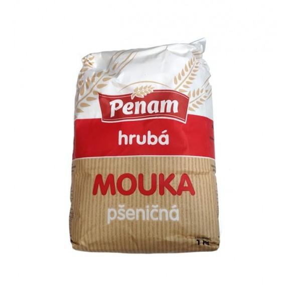 Penam Wheat Flour- Hruba Psenicna 1 kg