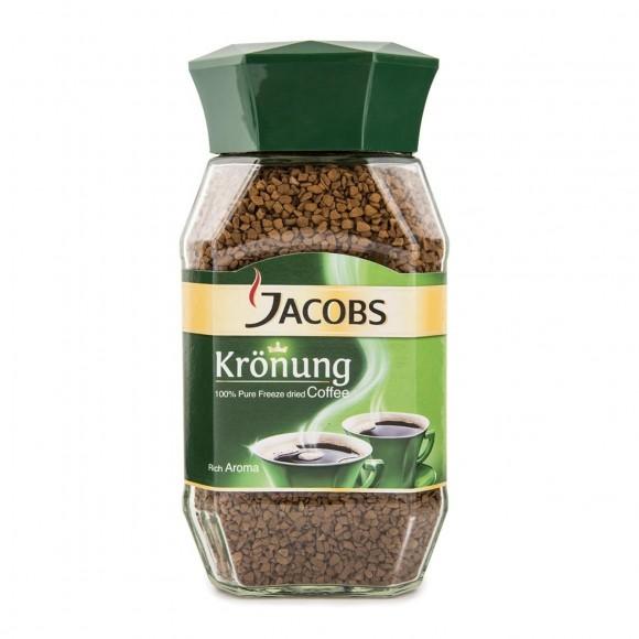 Jacobs Kronung Coffee 200g/7.05oz