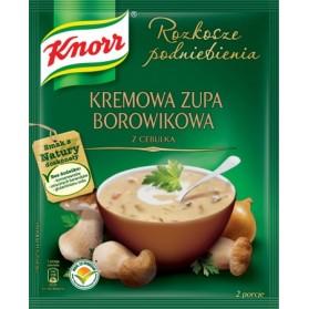 Knorr Boletus Soup / Kremowa Zupa Borowikowa 50g/1.76oz (W)