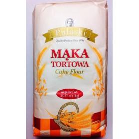 Pulaski Cake Wheat Flour / Maka Pszenna Tortowa 1kg. / 2.20lb. (W)