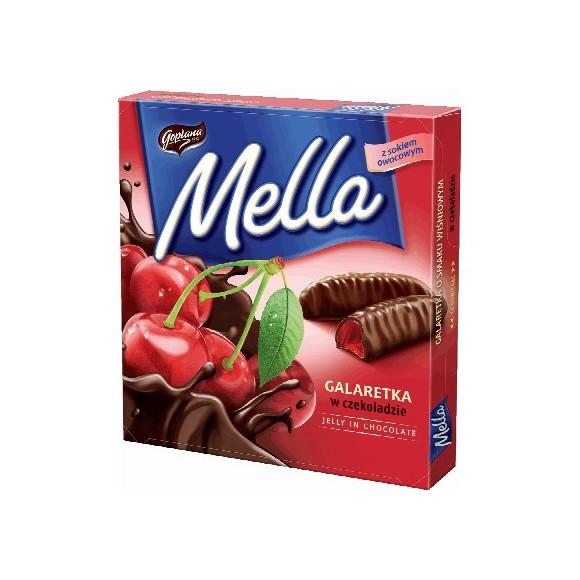 Goplana Mella Cherry Jelly in Chocolate 190g/6.7oz (W)