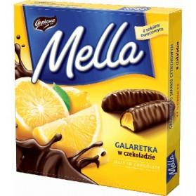 Goplana Mella Lemon Jelly in Chocolate 190g/6.7oz (W)